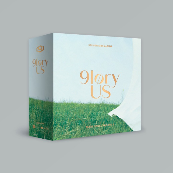 [SF9] SF9 8TH MINI ALBUM '9loryUS' (KIHNO ALBUM)