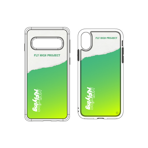 [N.Flying] FLY HIGH PROJECT [NEON SAND CASE]
