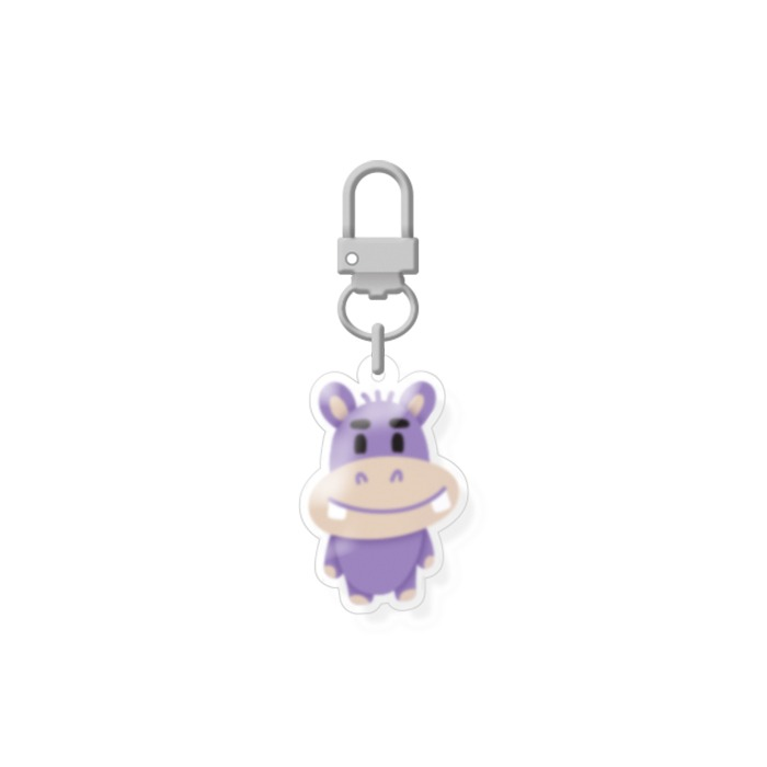 [Today is over] Acrylic Keyring Hamang ver.