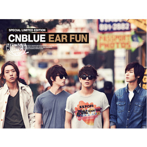 [CNBLUE] SPECIAL LIMITED EDITION CNBLUE EAR FUN